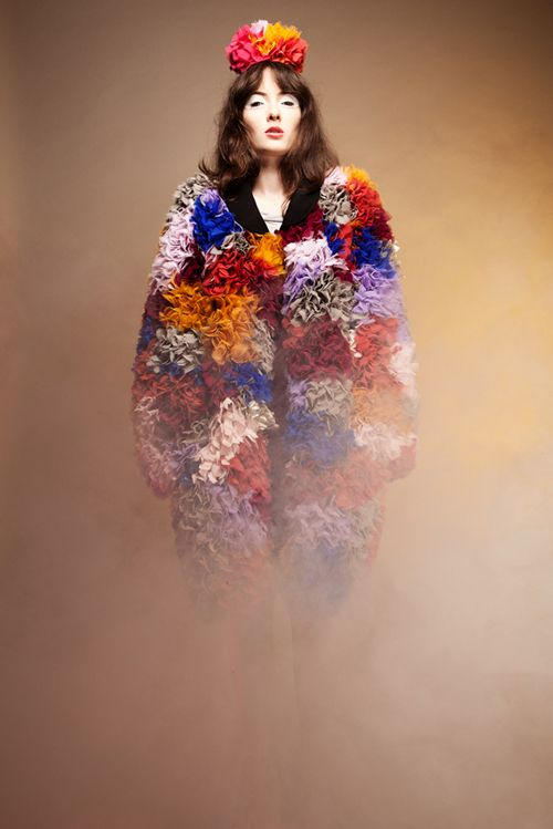 clementine levy / Raphaëlle H'Limi SS12