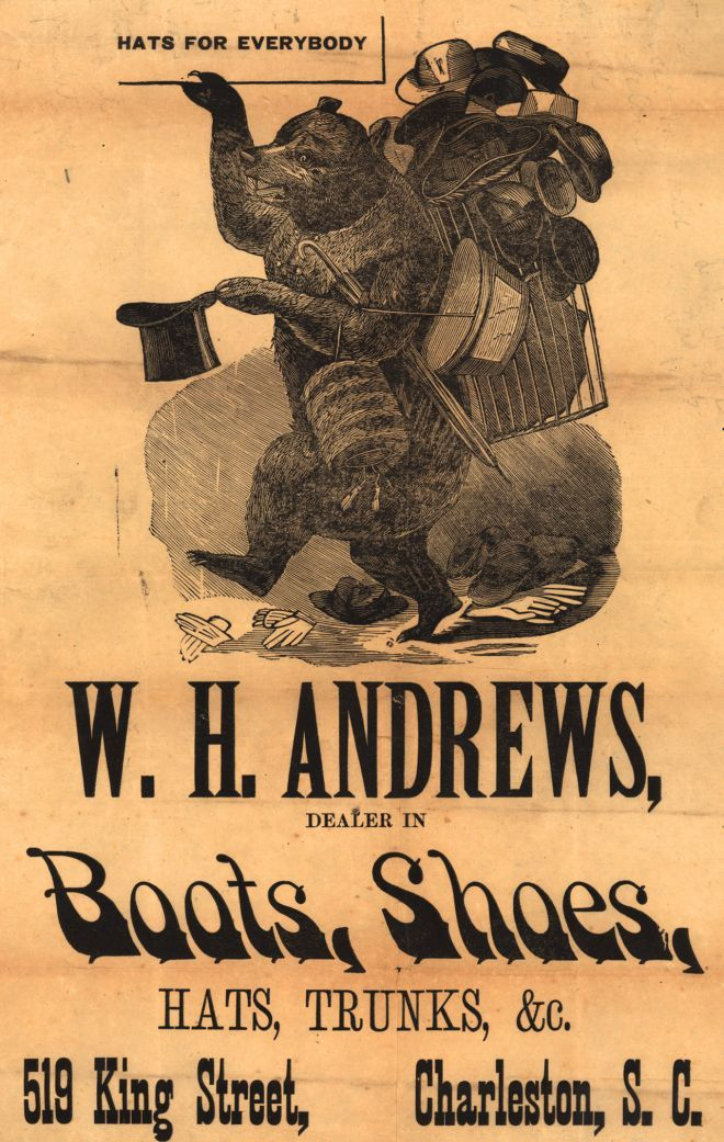 Vintage Clothes/ Fashion Ads of the 1860s