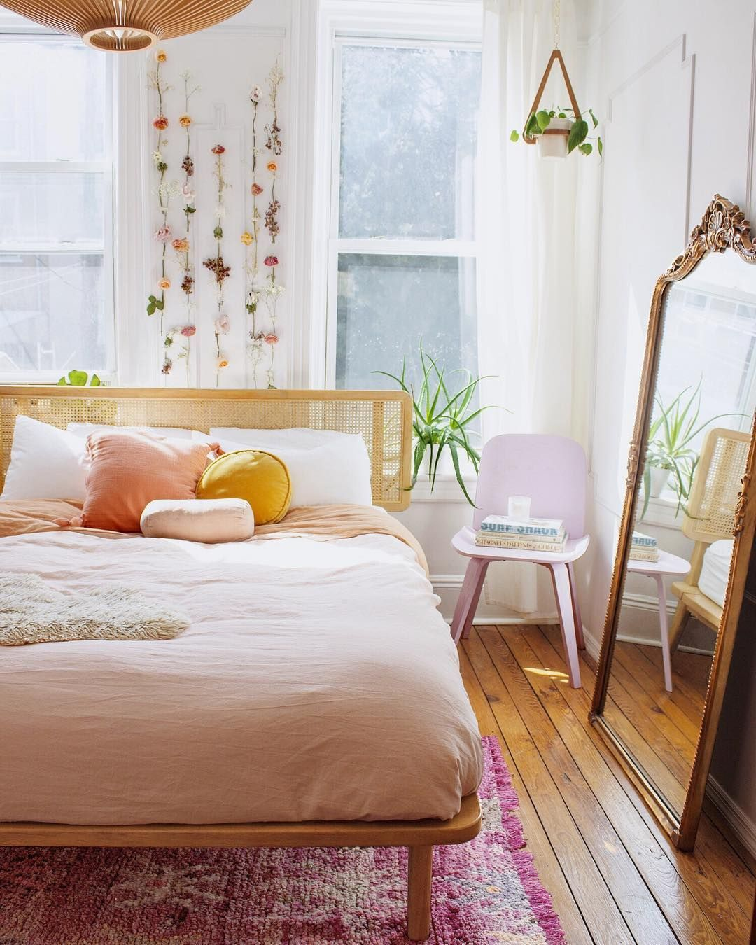 Chaise Pour Chambre à Coucher Boho In Brooklyn Bedroom Decoration Luxury Pinterest Deco