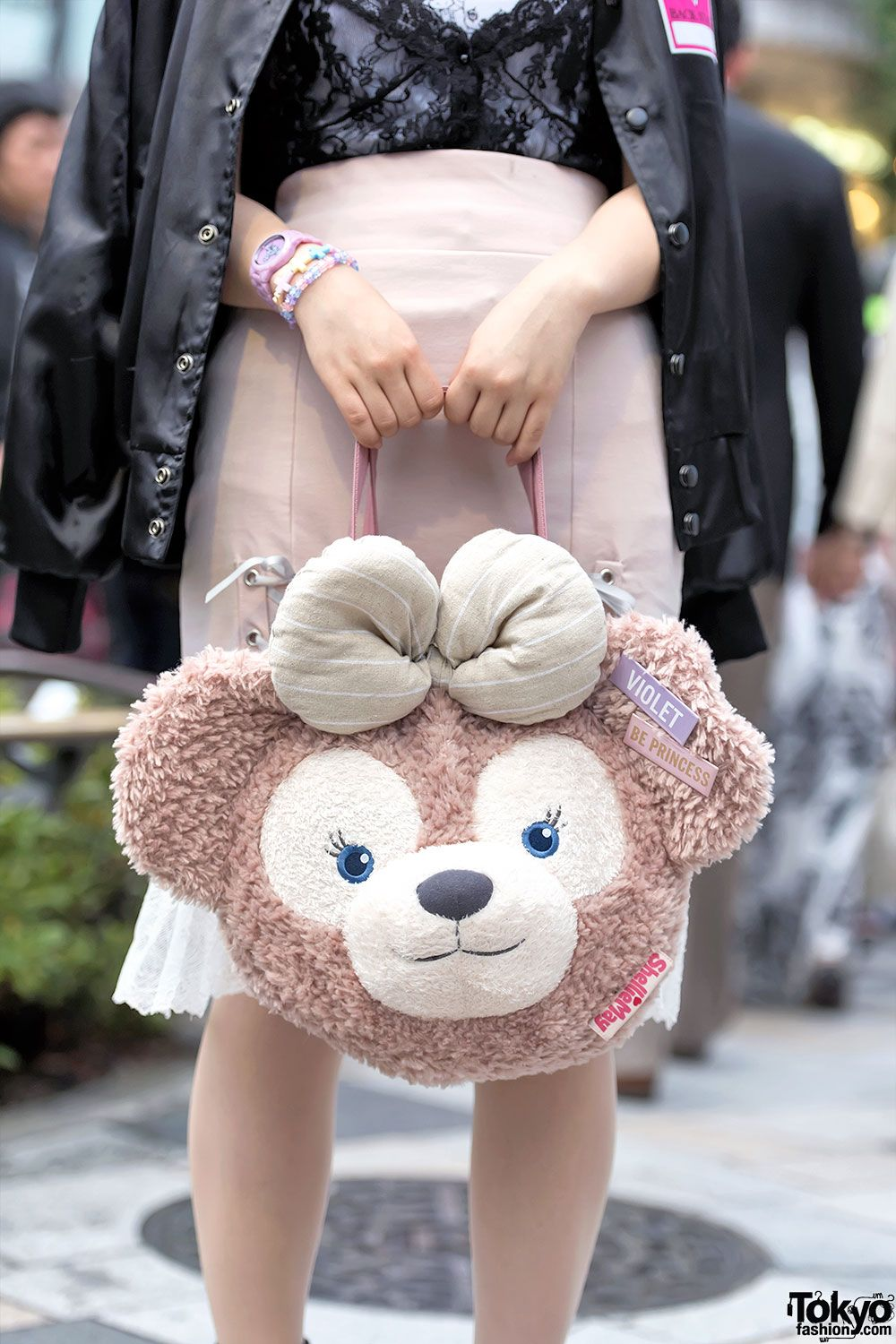 Tokyo Disney Sea Limited ShellieMay Pouch