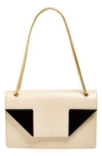 Saint Laurent 'Medium Betty' Calfskin Shoulder Bag | Nordstrom