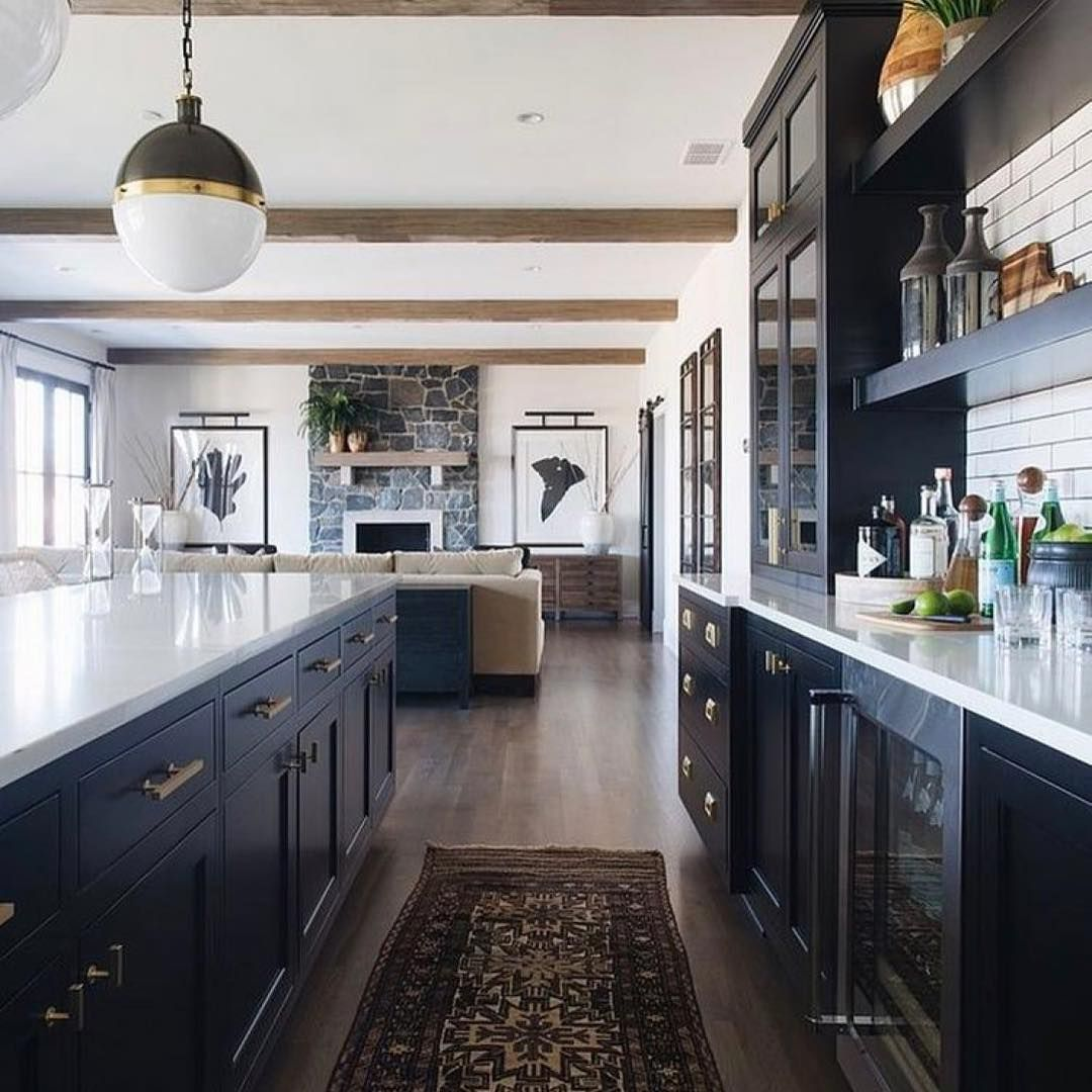 Amber Miller On Instagram As A Longtime And Forever Fan Of White Kitchens I Have To Decide To Dark Kitchen Cabinets Kitchen Cabinet Trends Kitchen Cabinets