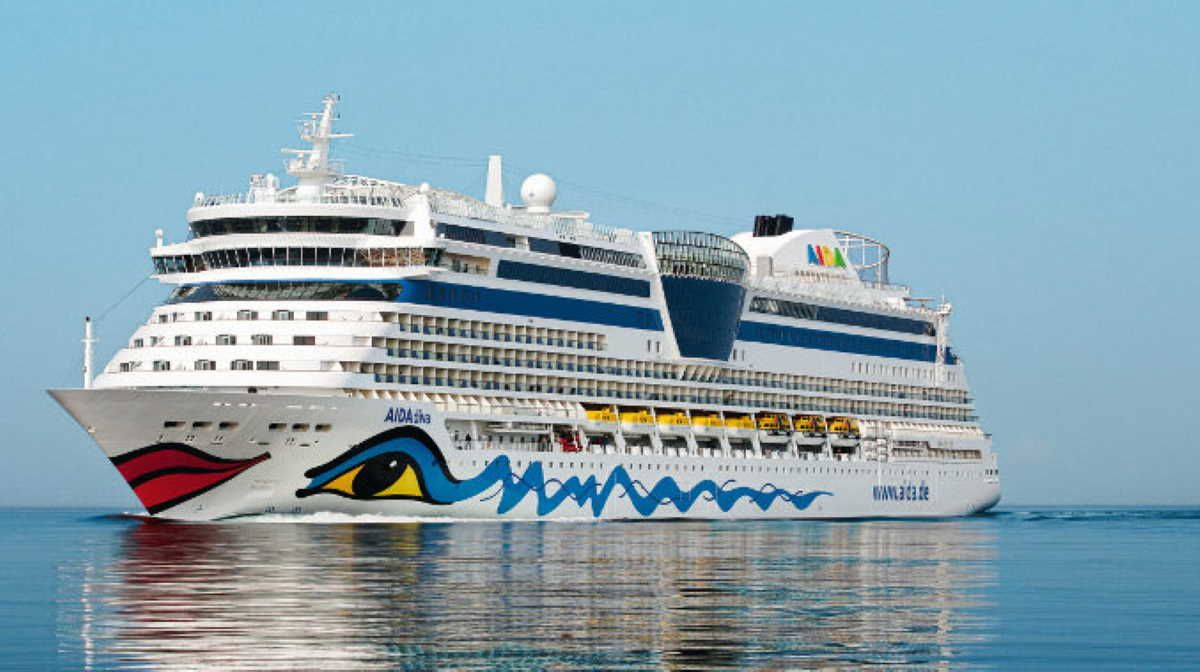 AIDA Cruises will resume cruise operations with fall and