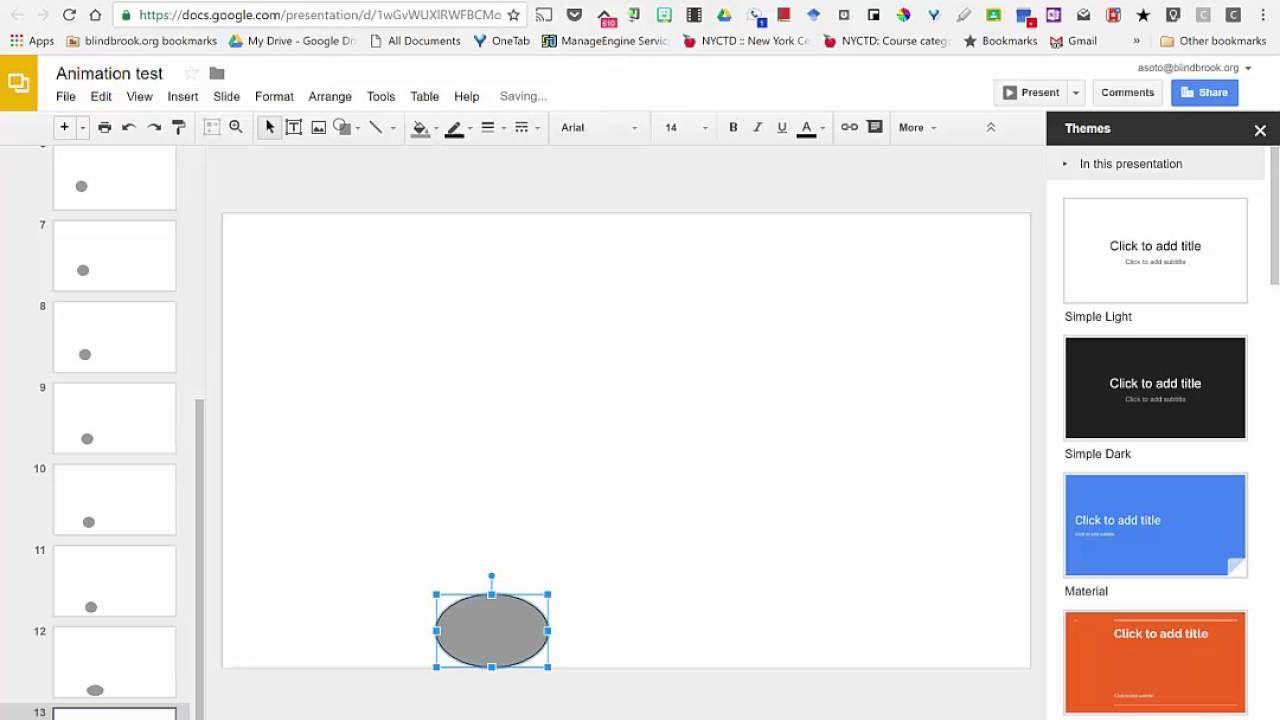 Google Slides Flip Book Style Animation Practice Flip Book Google Slides Animation