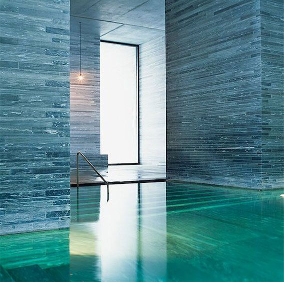 Zen interior pool los angeles ca luxury swimming pools for Zen pool design