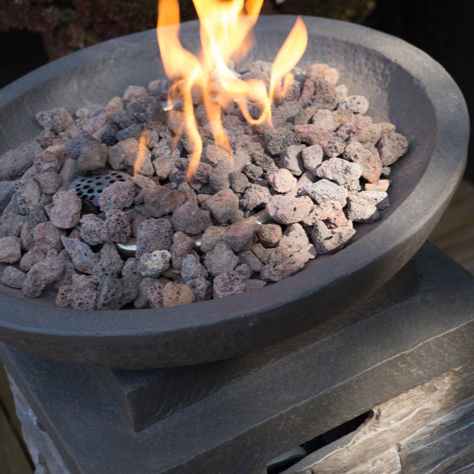 Belham Living Coronado Propane Fire Bowl With Free Cover Walmart Com Walmart Com Fire Bowls Propane Fire Bowl Fire Pit