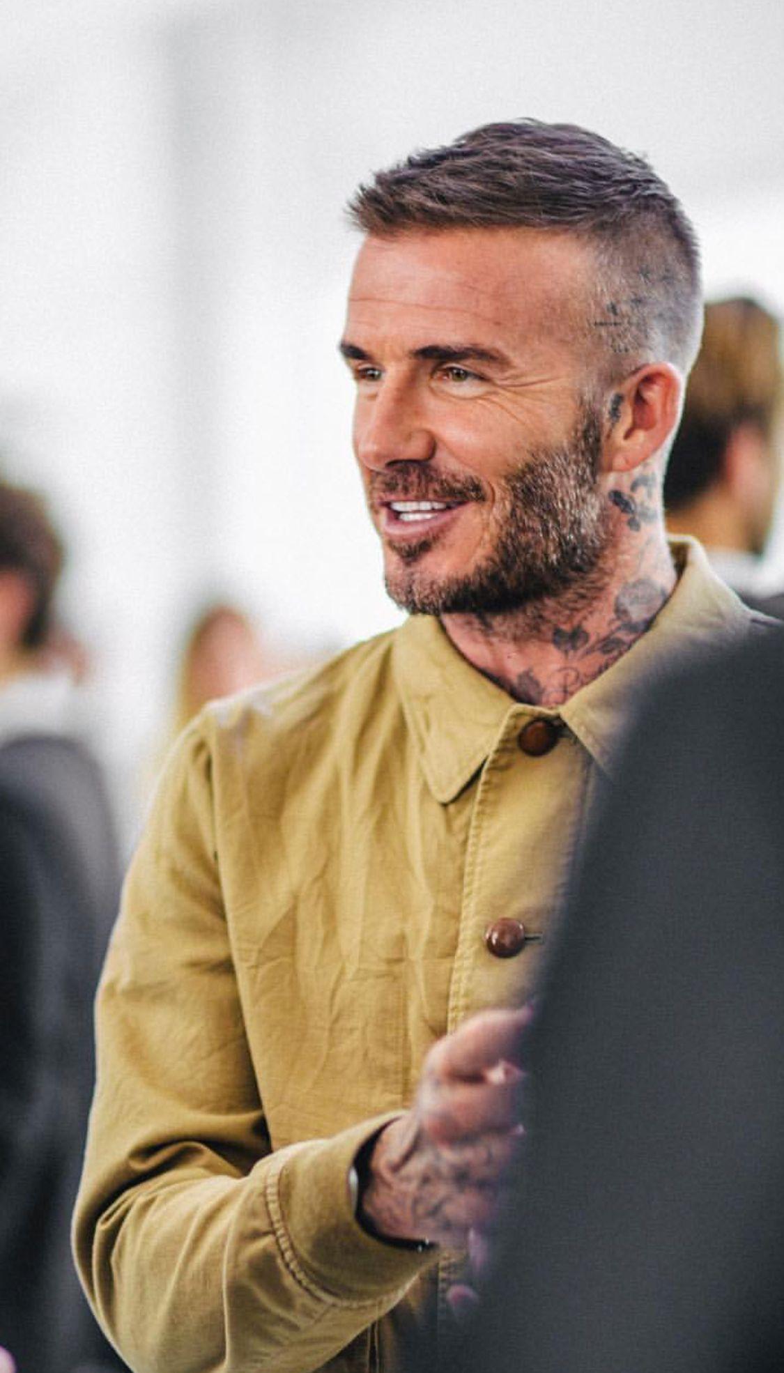 David Beckham Kent And Curwen David Beckham Hairstyle Beckham Hair David Beckham Haircut