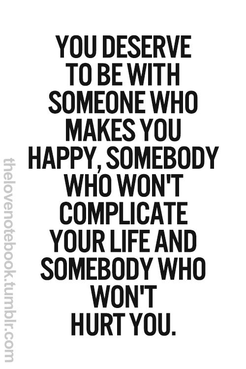 Somebody who boosts you up and makes you feel like you'll be okay no matter what kind of bad things are happening in your life. Someone who takes the time to simply understand you