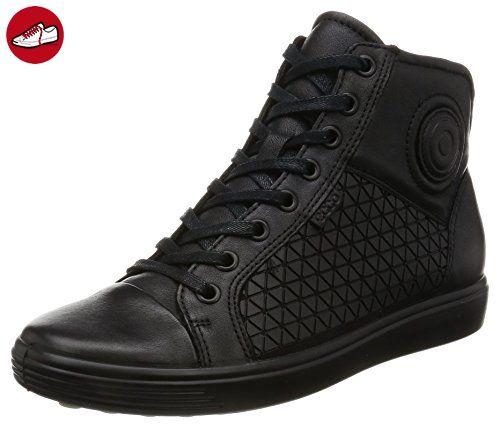 Soft 2.0, Derby Femme - Noir (BLACK51052), 36 EUEcco