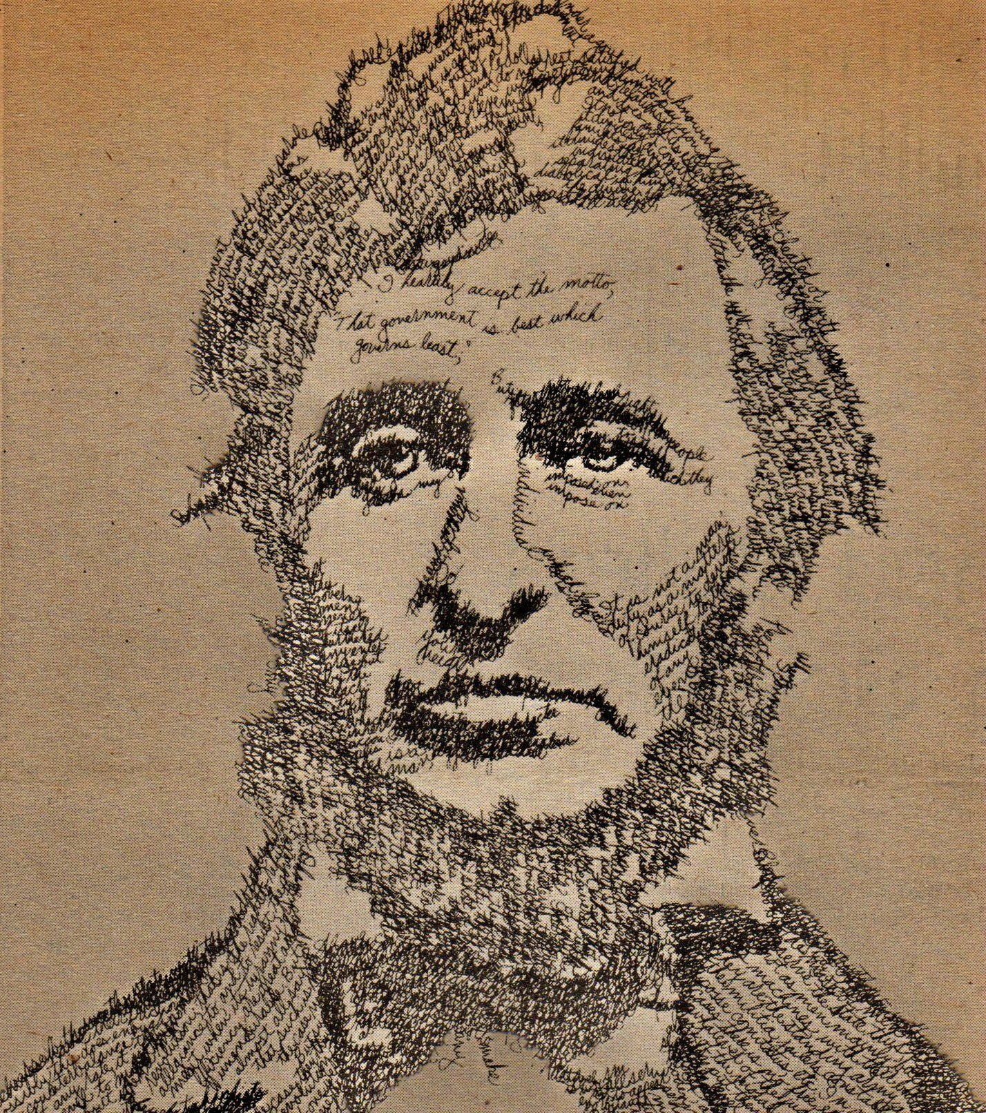 Thoreau As Civil Disobedience By John Sokol Elementary Art Art Artist