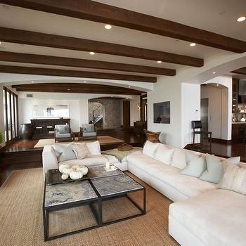 Ceiling Beams Design Decor Photos Pictures Ideas Inspiration Paint Colors And Remodel Beams Living Room Living Room Wood Rustic Living Room