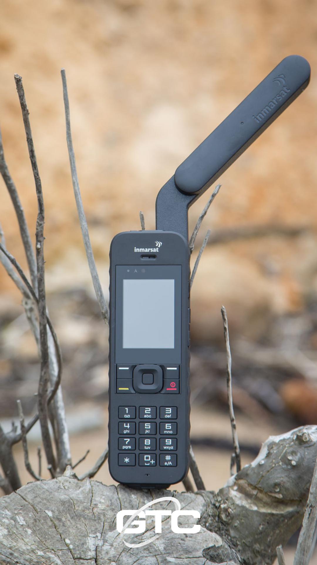 Inmarsat IsatPhone 2 Satellite Phone Handset Satellite