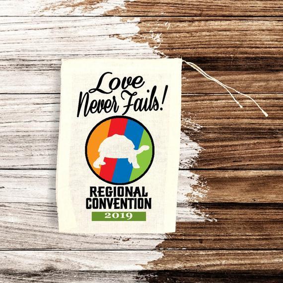 JW Gift Bags - ECUADOR International Convention - Regional JW 2019