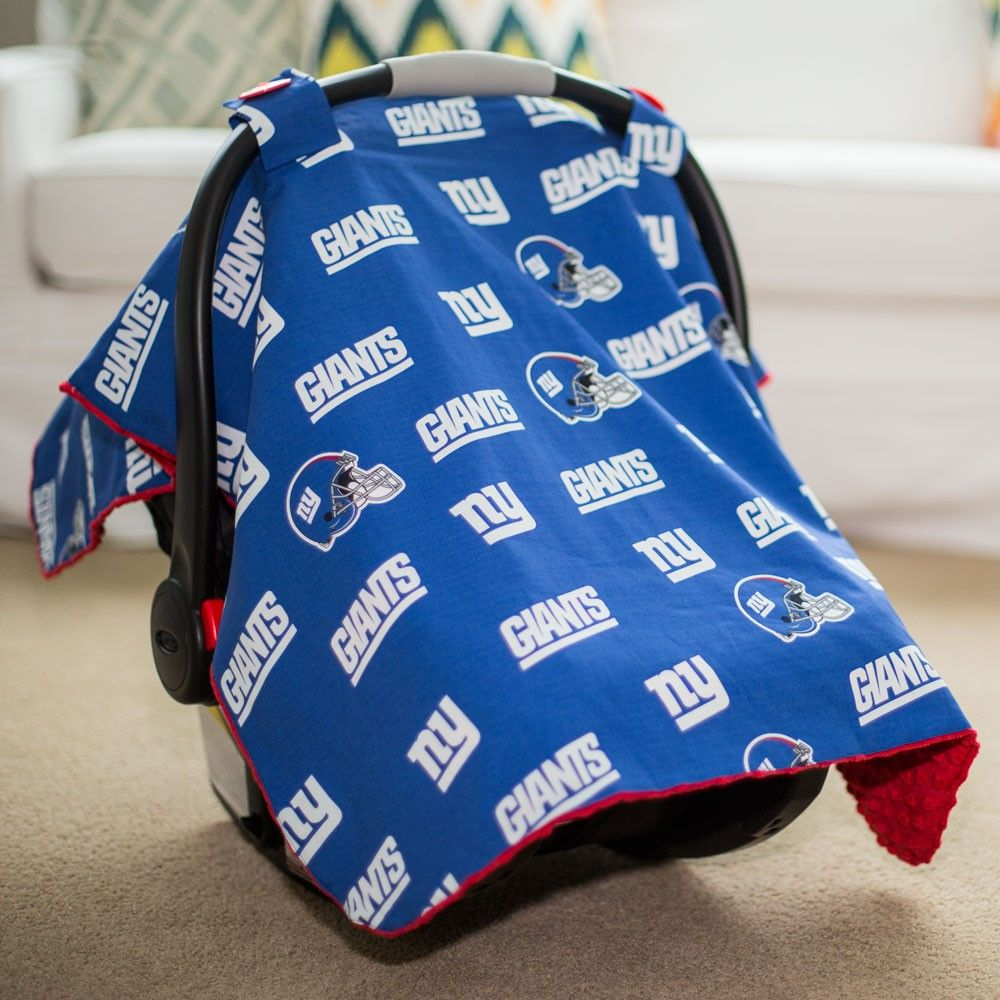 New England Patriots Baby Car Seat Covers