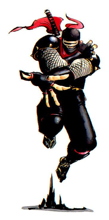 a1e4f6e8f86 CHARACTER MODEL — rascalthecat  Hanzo Samurai Shodown