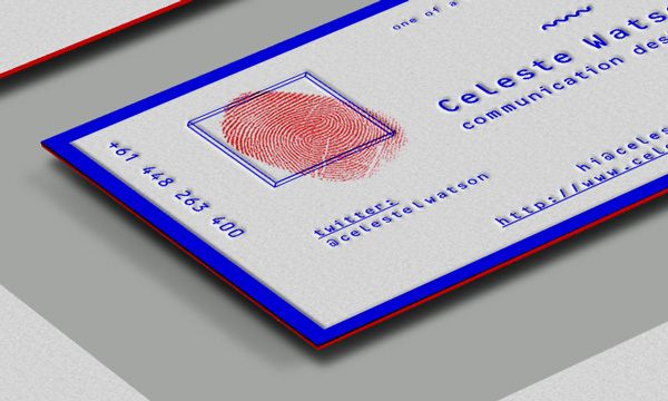 Limited edition personalised business cards identity on behance limited edition personalised business cards identity on behance colourmoves