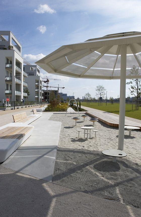 Landschaftsarchitekten München arnulf park park landscape architecture and architecture