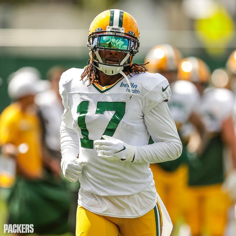 Davante Adams Green Bay Packers Adam Green Football