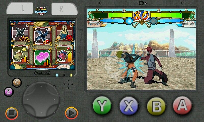 Naruto Rpg Games Ds | Games World