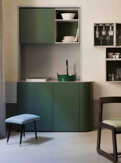 This Is Very Interesting I M Not Sure I Would Want It In My House But It Would Be Fun To Go T Modern Kitchen Design Minimalist Kitchen Interior Design Kitchen
