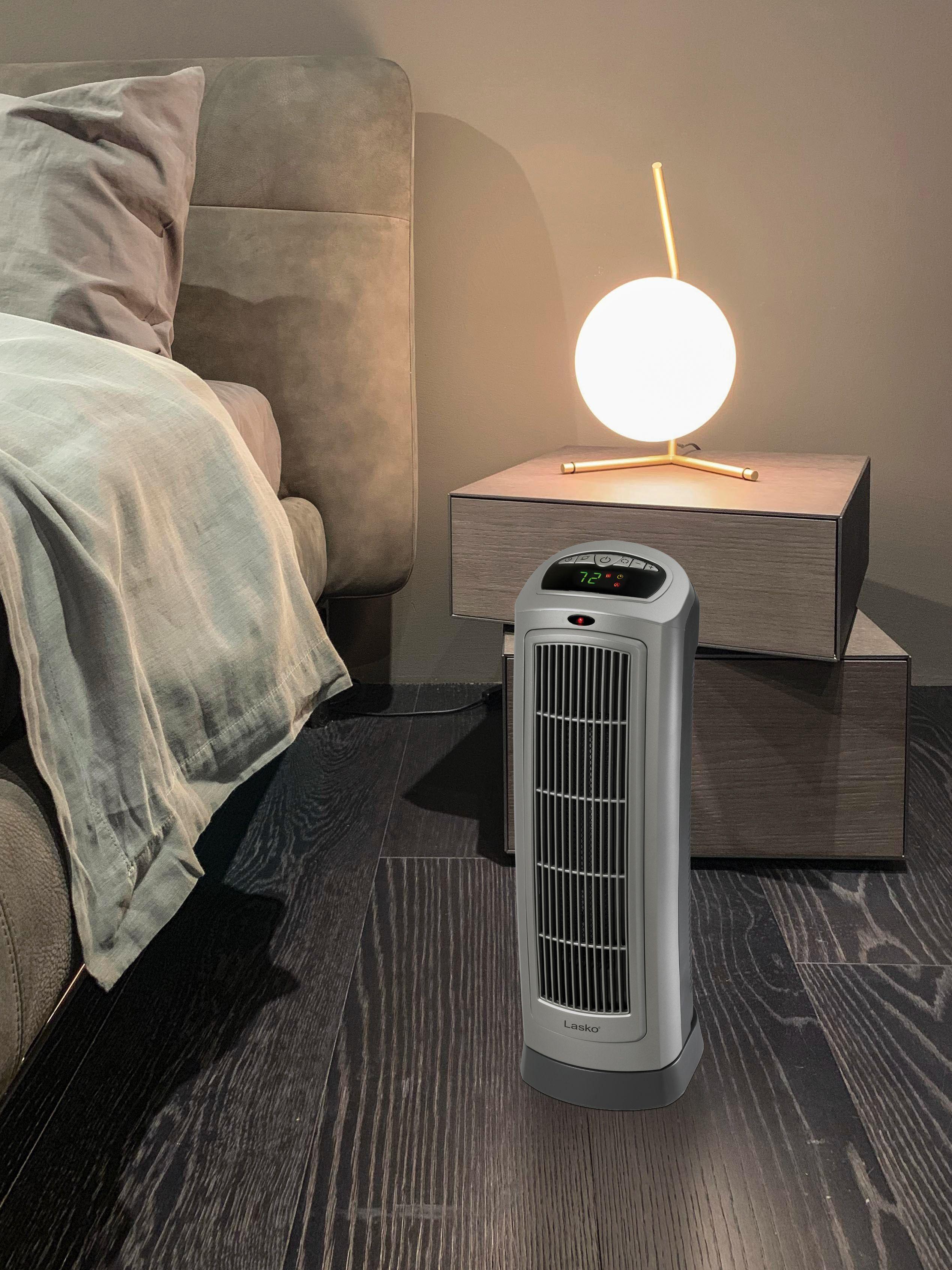 Remote Control Ceramic Heater W Display In 2020 Best Space