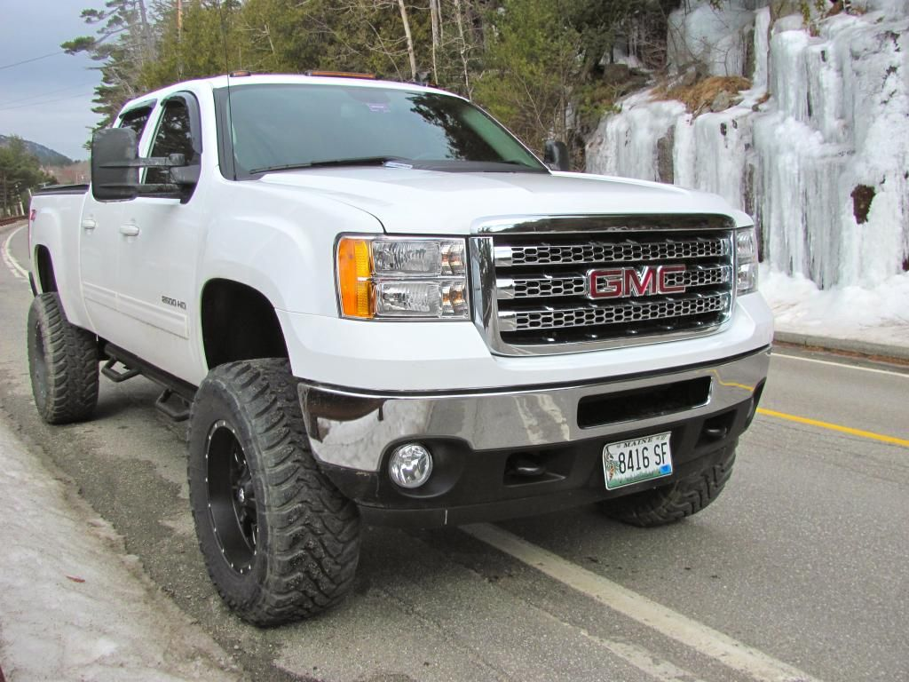 2012 gmc sierra 2500 hd 6 5 bds lift fox shocks 9500