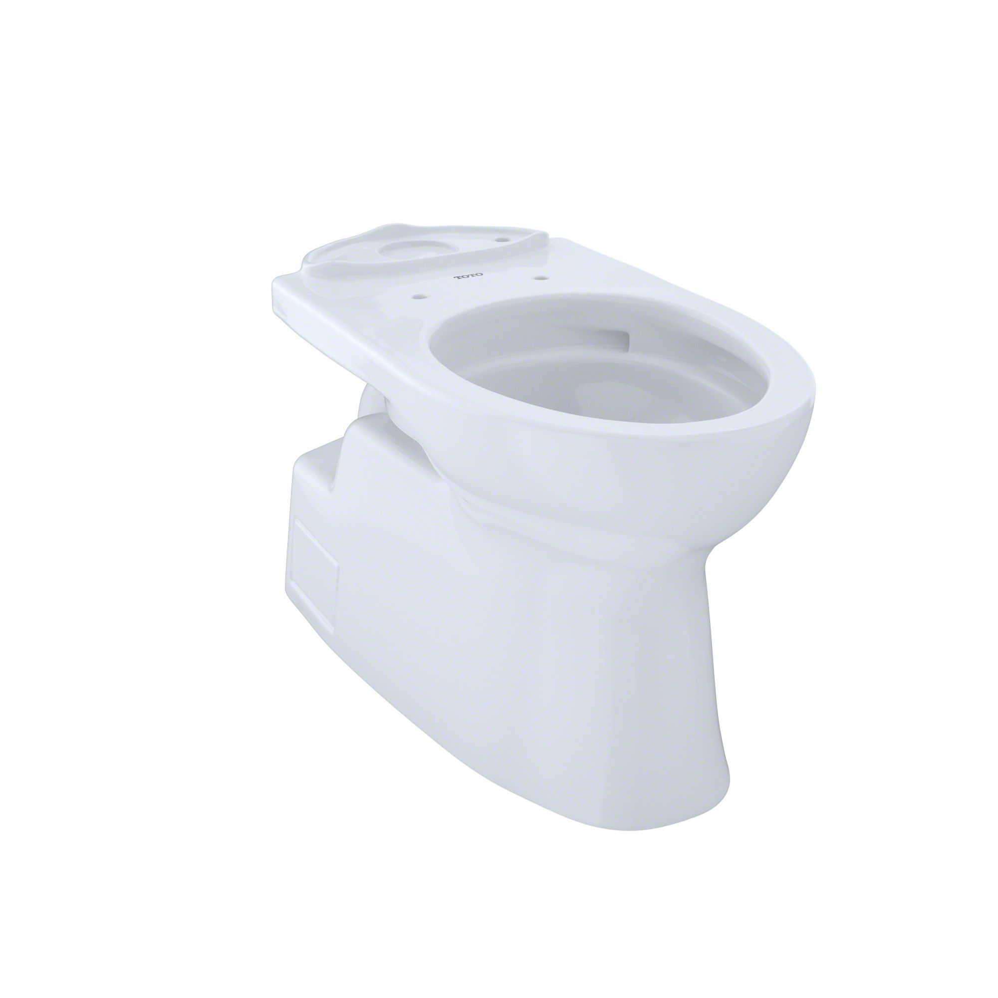 Toto Vespin Ii Universal Height Elongated Skirted Toilet Bowl With