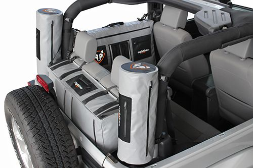 Jeep Storage Bags Roll Bar Bag 4x4 Cargo Bag Jeep Wrangler