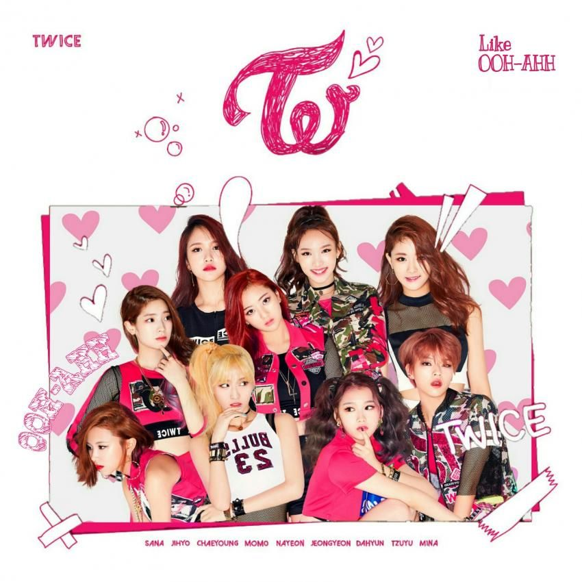 Twice Ooh Ahh하게 Like Ooh Ahh Made By Deuspudim Fanmade Music
