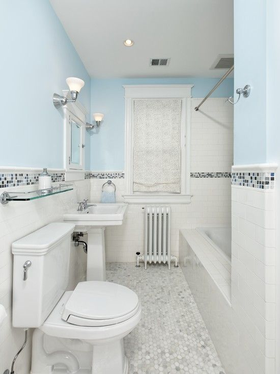 Height Of Tiles White Subway Tile