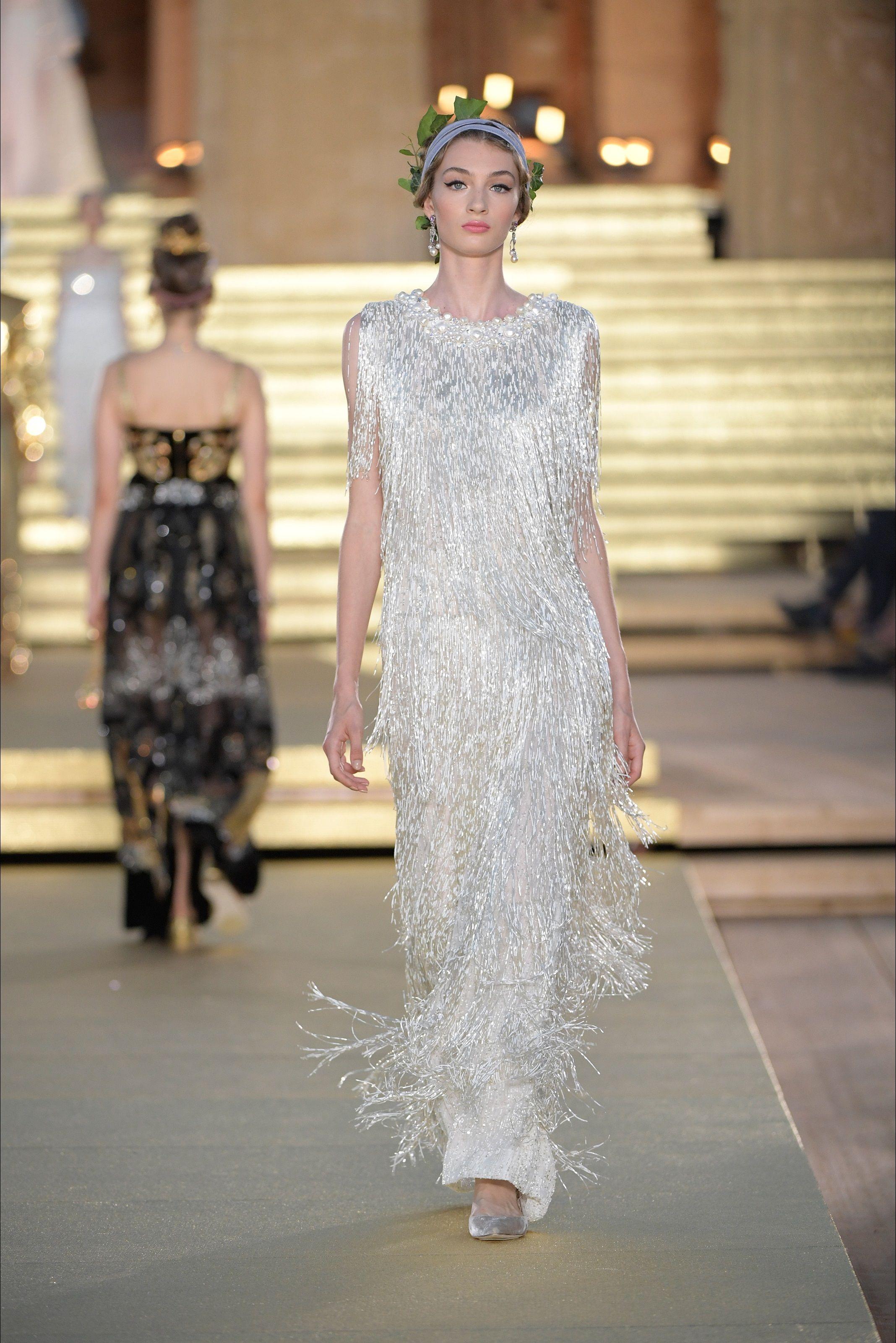 Sfilata Dolce & Gabbana Palermo – Alta Moda Autunno-Inverno 2019-20 – Vogue