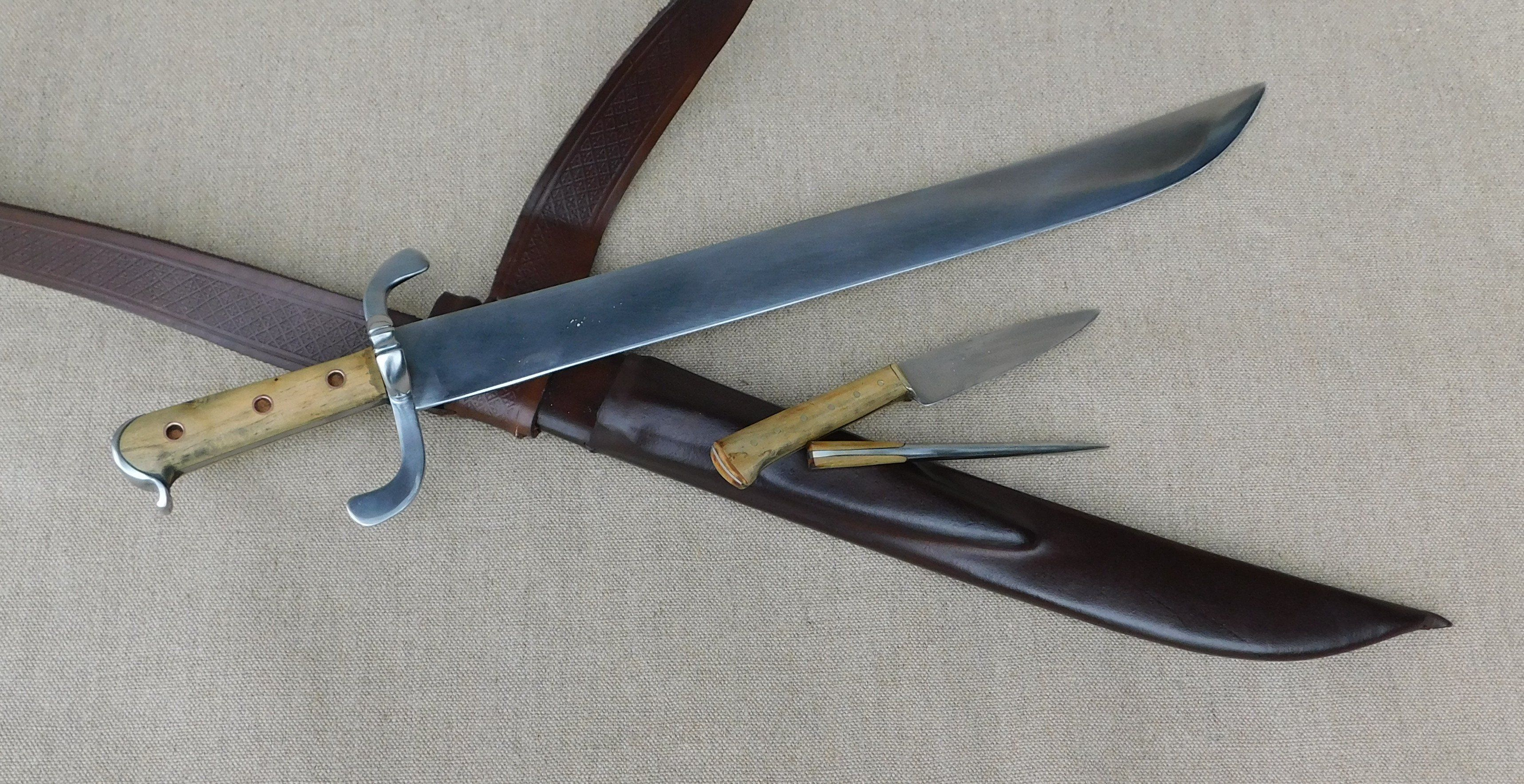 Breughel Messer 2-short Sword