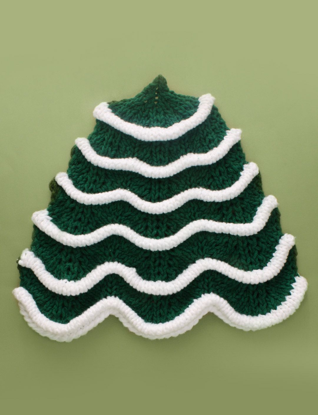 Christmas Tree Dishcloth Christmas Knitting Patterns Christmas Knitting Patterns Free Christmas Knitting