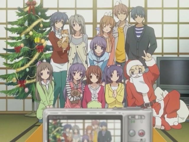Characters Of Clannad Pesquisa Google Clannad Anime Clannad