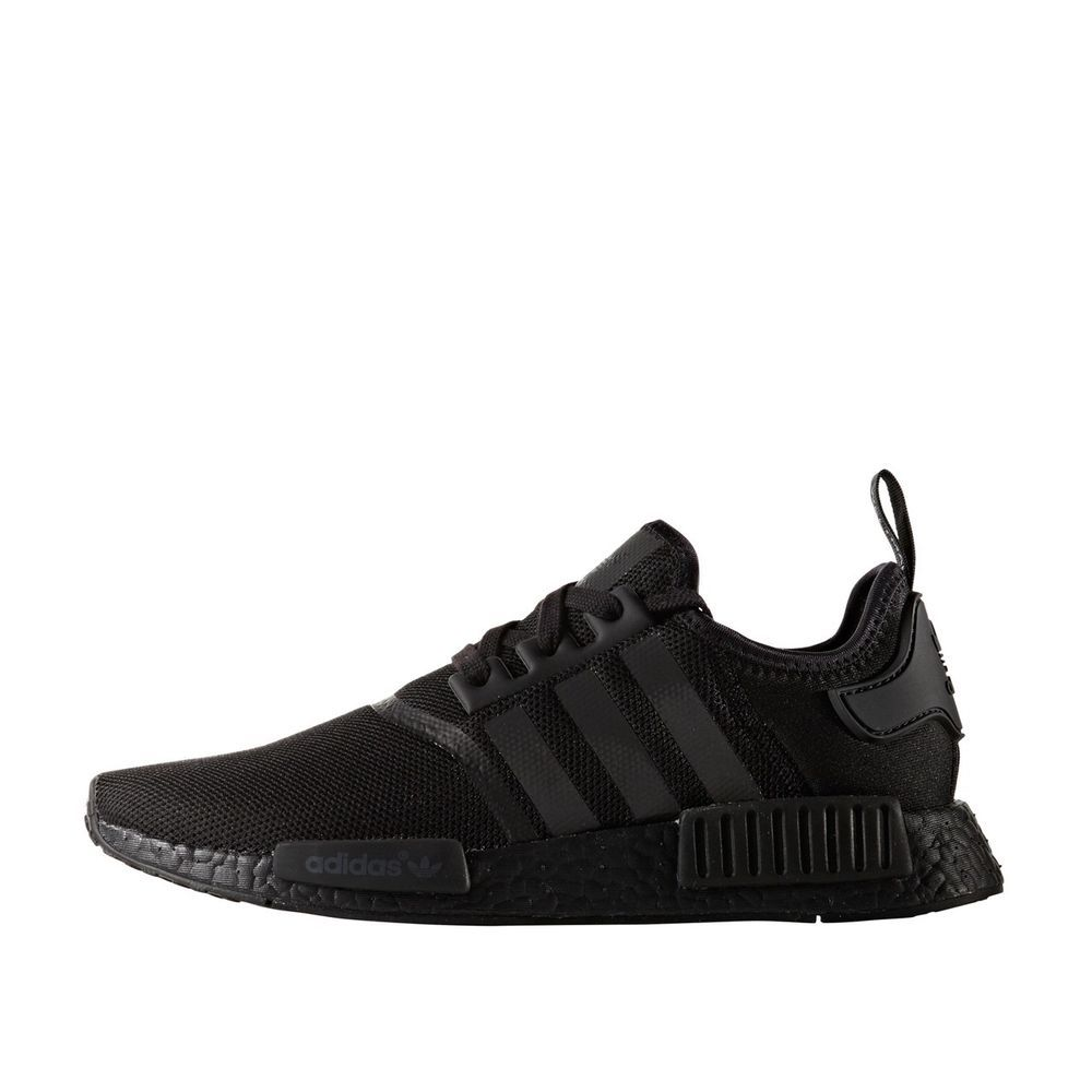 6737ea69128e Adidas NMD R1 Nomad All Black Triple Core S31508  adidas  AthleticSneakers