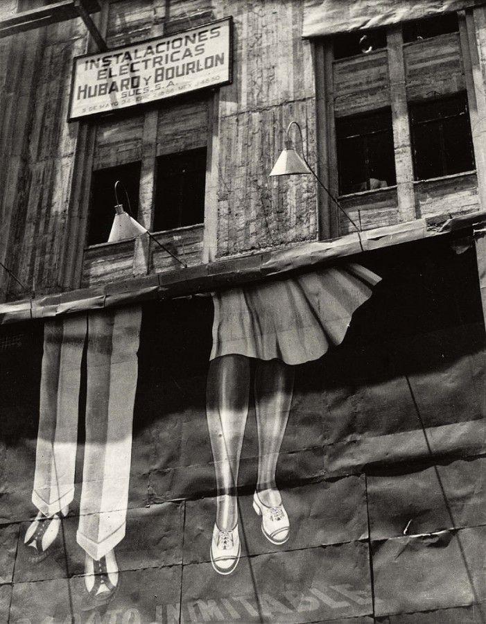 Manuel Álvarez Bravo Dos pares de piernas 1928-29