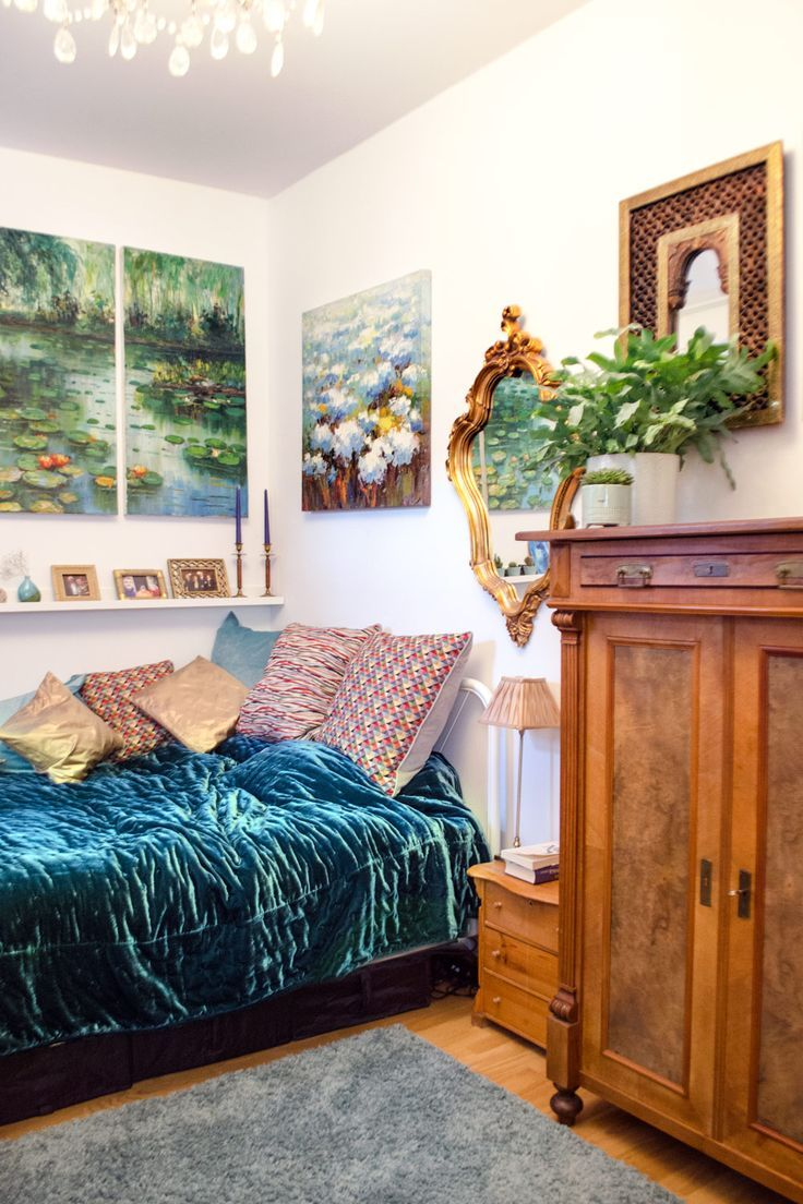 ECLECTIC LIVING IM JUGENDSTIl-ALTBAU | BEAUTIFUL HOMESTORY | Stylepeacock | Happy Boho Interior &