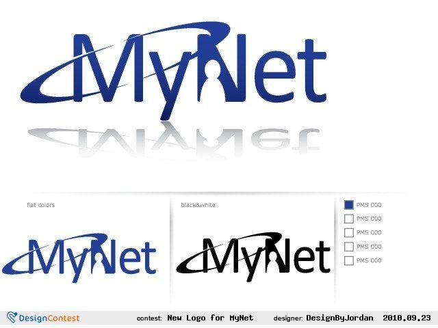 New Logo For Mynet Mynet Entriesselectedlogodesign Logo Design