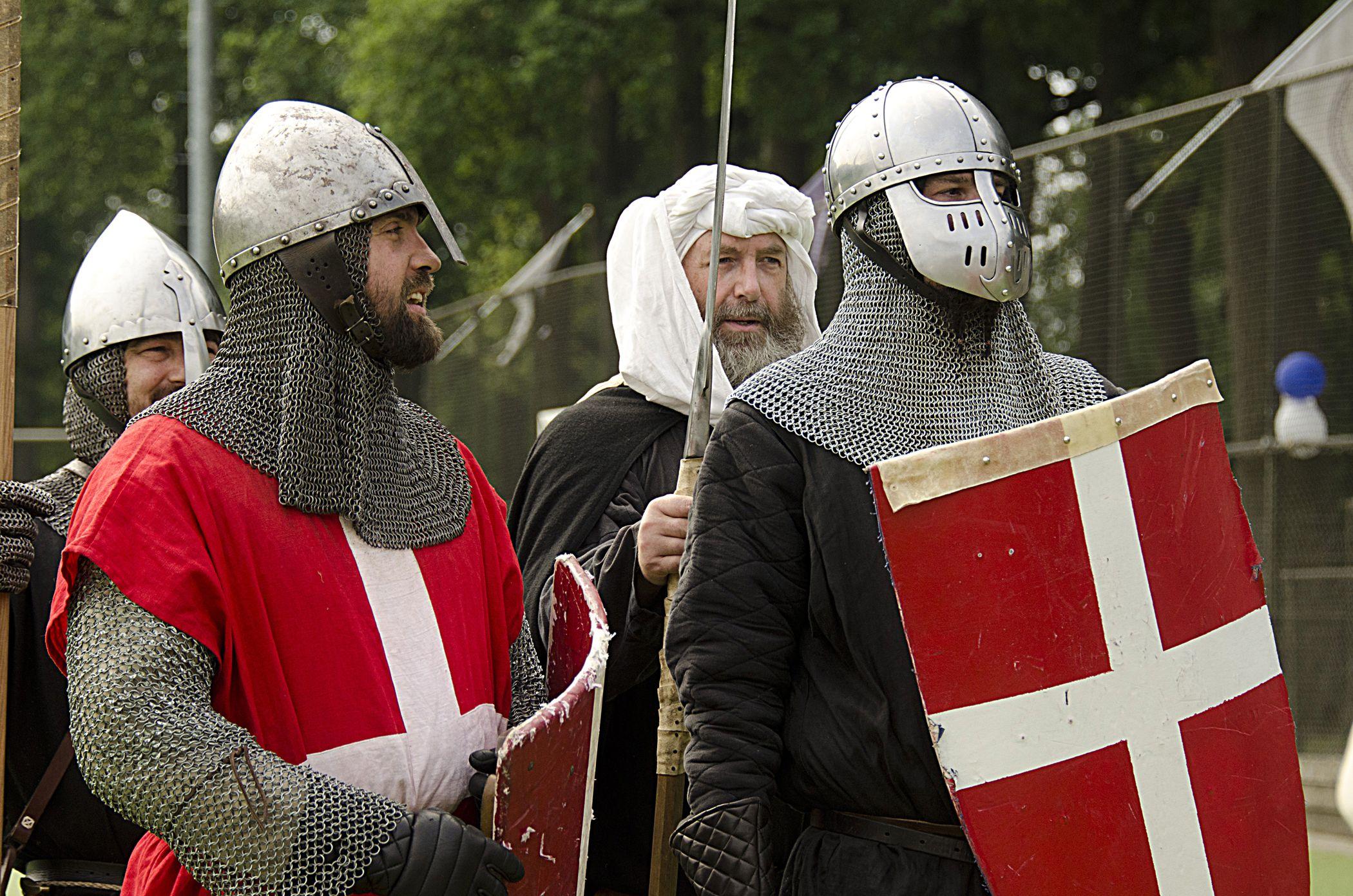 Hospitaller knights Crusades
