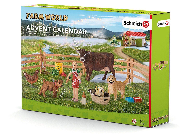 Schleich North America Farm Life Advent 2016 Calendar 97335