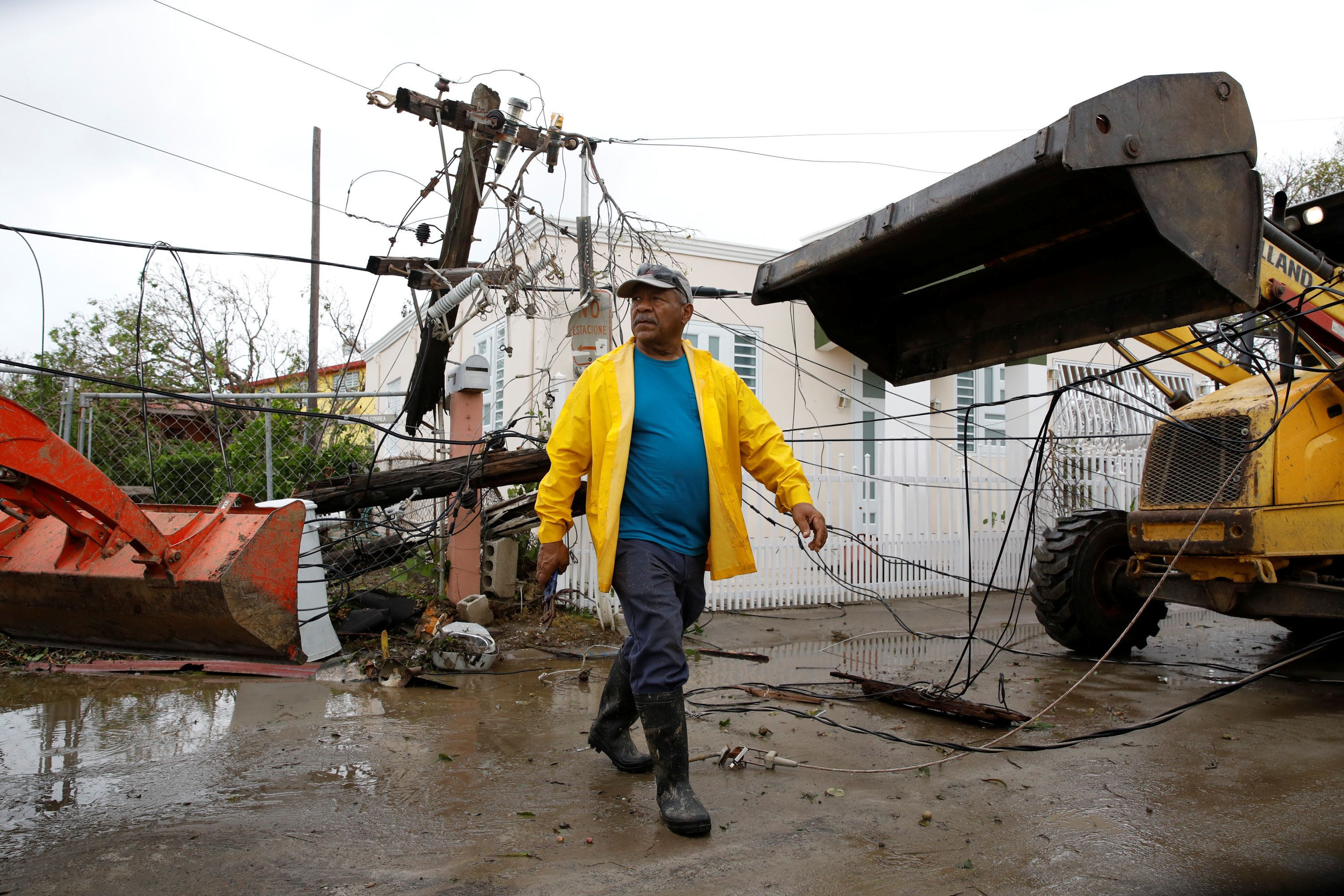 Puerto Ricous Power Outage Could Be A Death Sentence For Many