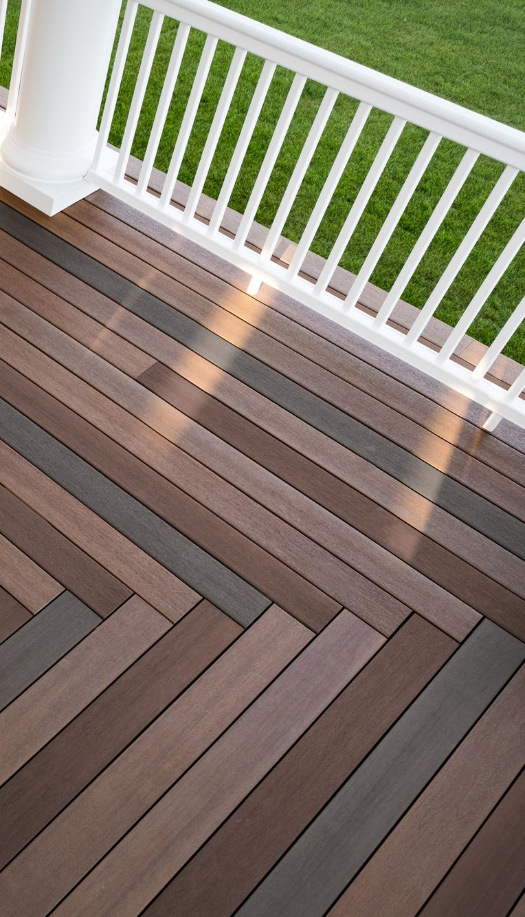 Deck Patterns Magnificent Decorating
