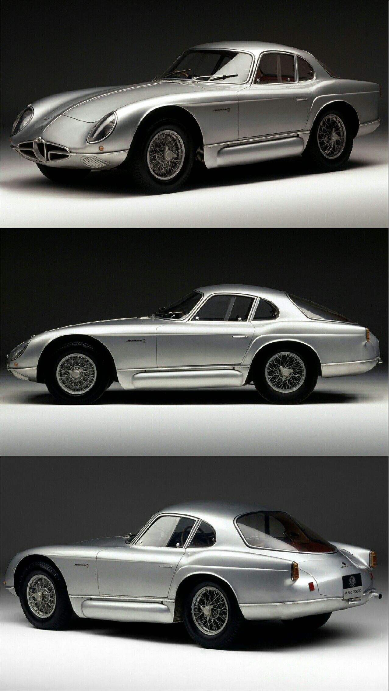 1954 Alfa Romeo 2000 Sportiva Coupe Produced In 2 Copies In 2020 Classic Cars Dream Cars Luxury Cars