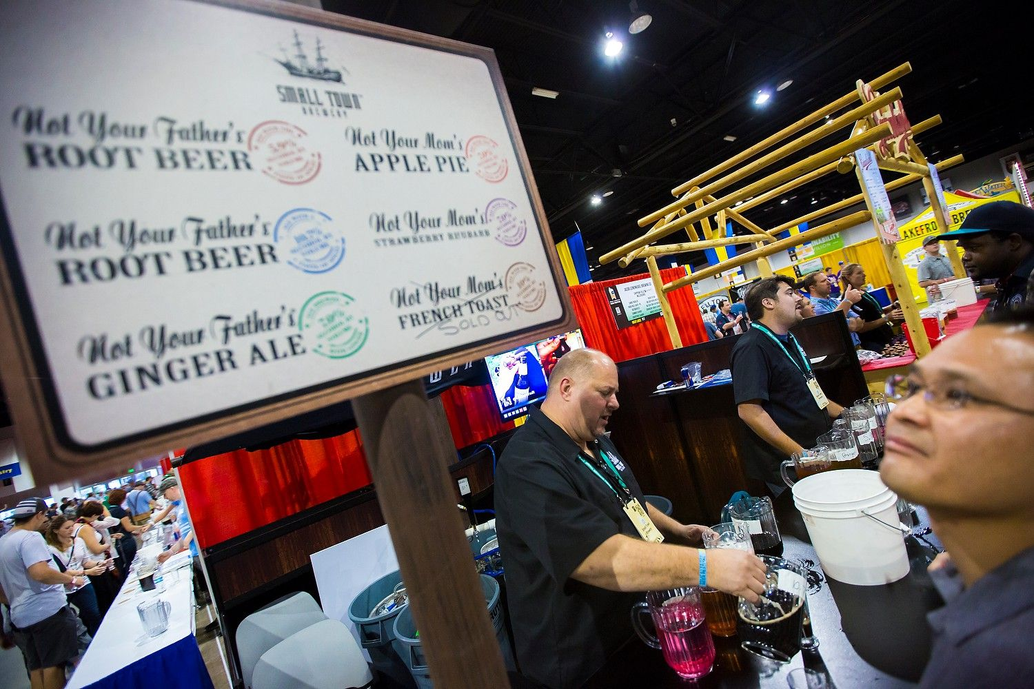 Great American Beer Fest September 2015