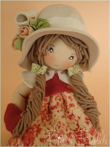 Doll porcellana fredda