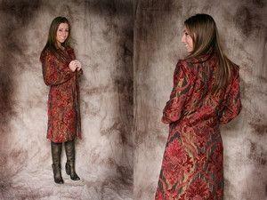 Cherella Overcoat