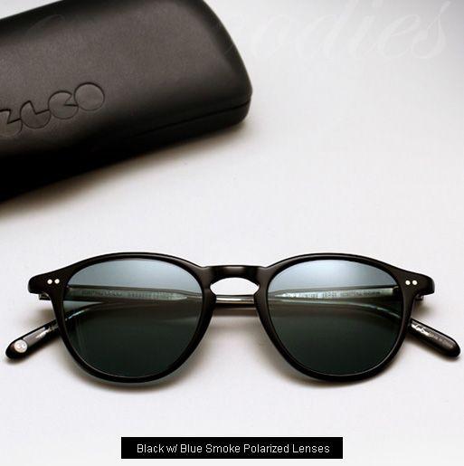 ee56362791fae Garrett Leight Hampton sunglasses - Black