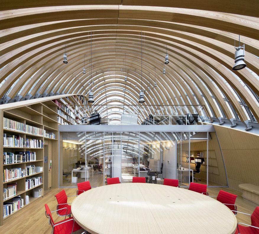 Amazing Architecture Magazine: Fondation Jérôme Seydoux-Pathé Headquarters