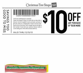 Free Printable Christmas Tree Shops Coupons Tree Shop Christmas Tree Shop Free Christmas Printables