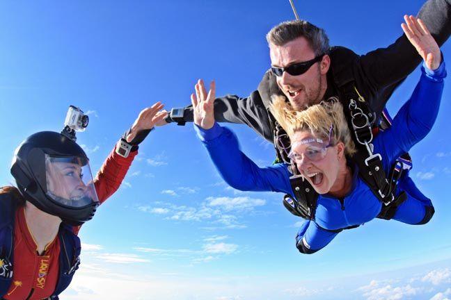 404 Start Skydiving